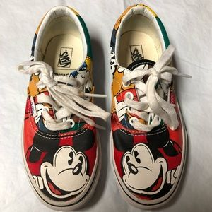 Vans Shoes Era Disney